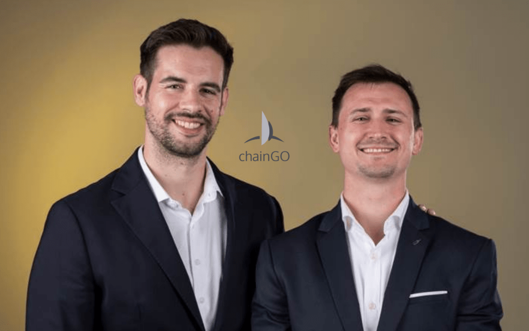 ChainGO closes an investment round of 950.000€