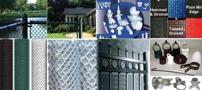 Wholesale Supplier To Contractors Cyclone Fence Black