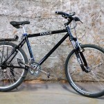 Police Bike – Completed