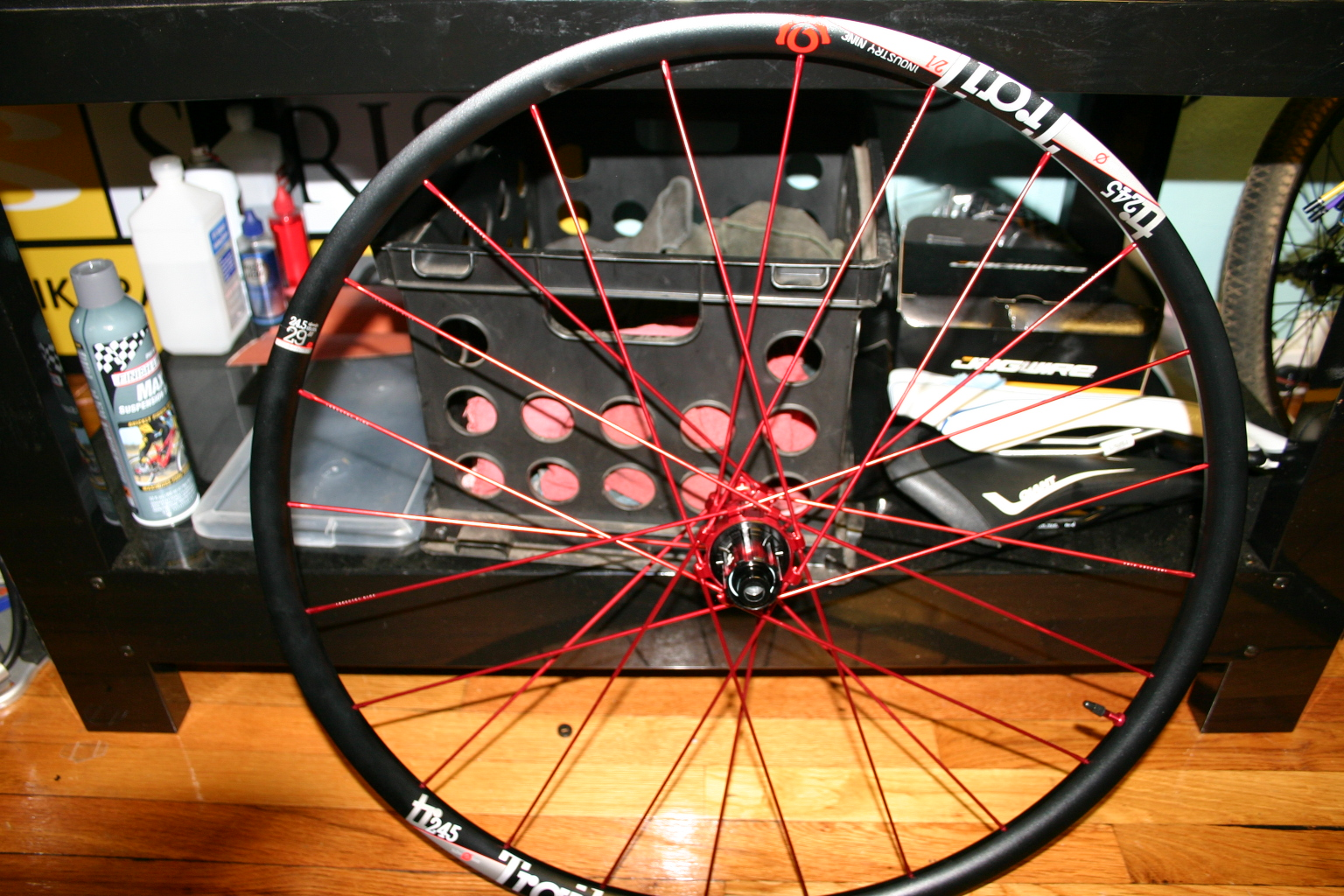 Upgrading Your Mountain Bike Part Three Wheels Chain Of