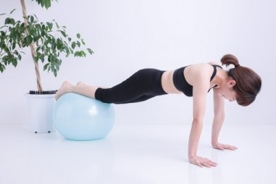 balance-ball-core-training