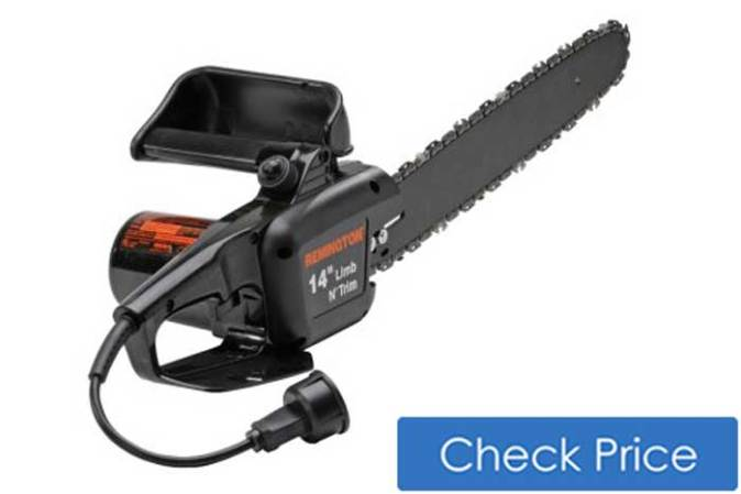 Remington RM1415A 14-Inch 8 amp Electric Chain Saw Review