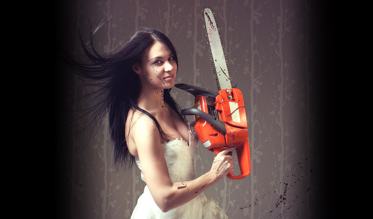 A Humorous Look At Chainsaws