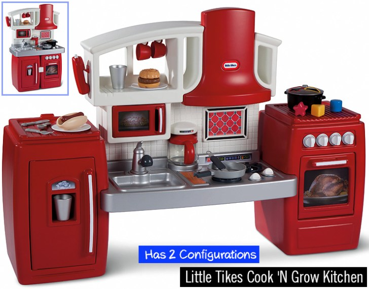 Little Tikes Cook Grow Kitchen Best Play