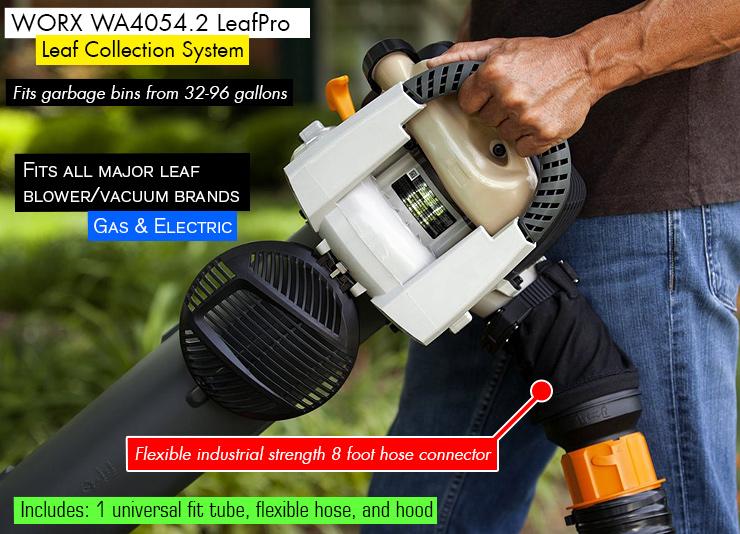 Best Electric Leaf Vacuum Mulcher