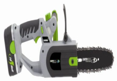 Earthwise CCS30008 18 Volt 8 Inch Cordless Chain Saw