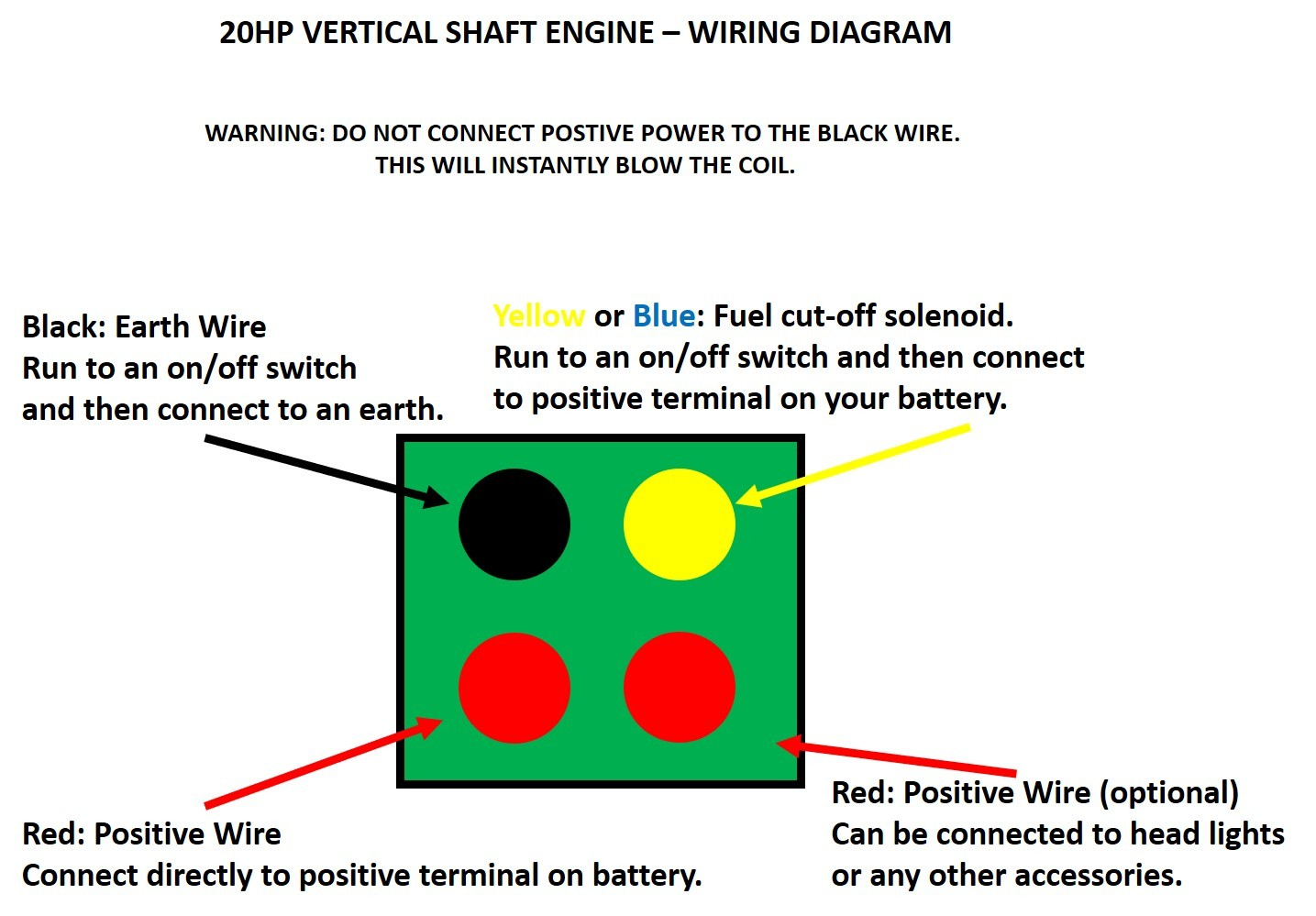 hight resolution of 20hp vertical shaft engine