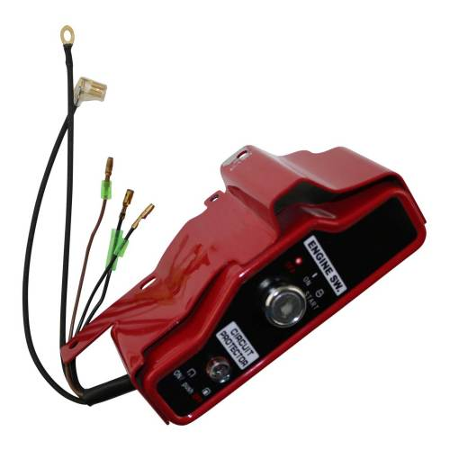 small resolution of ignition switch key panel electric start for honda gx340 11hp gx390 13hp engine