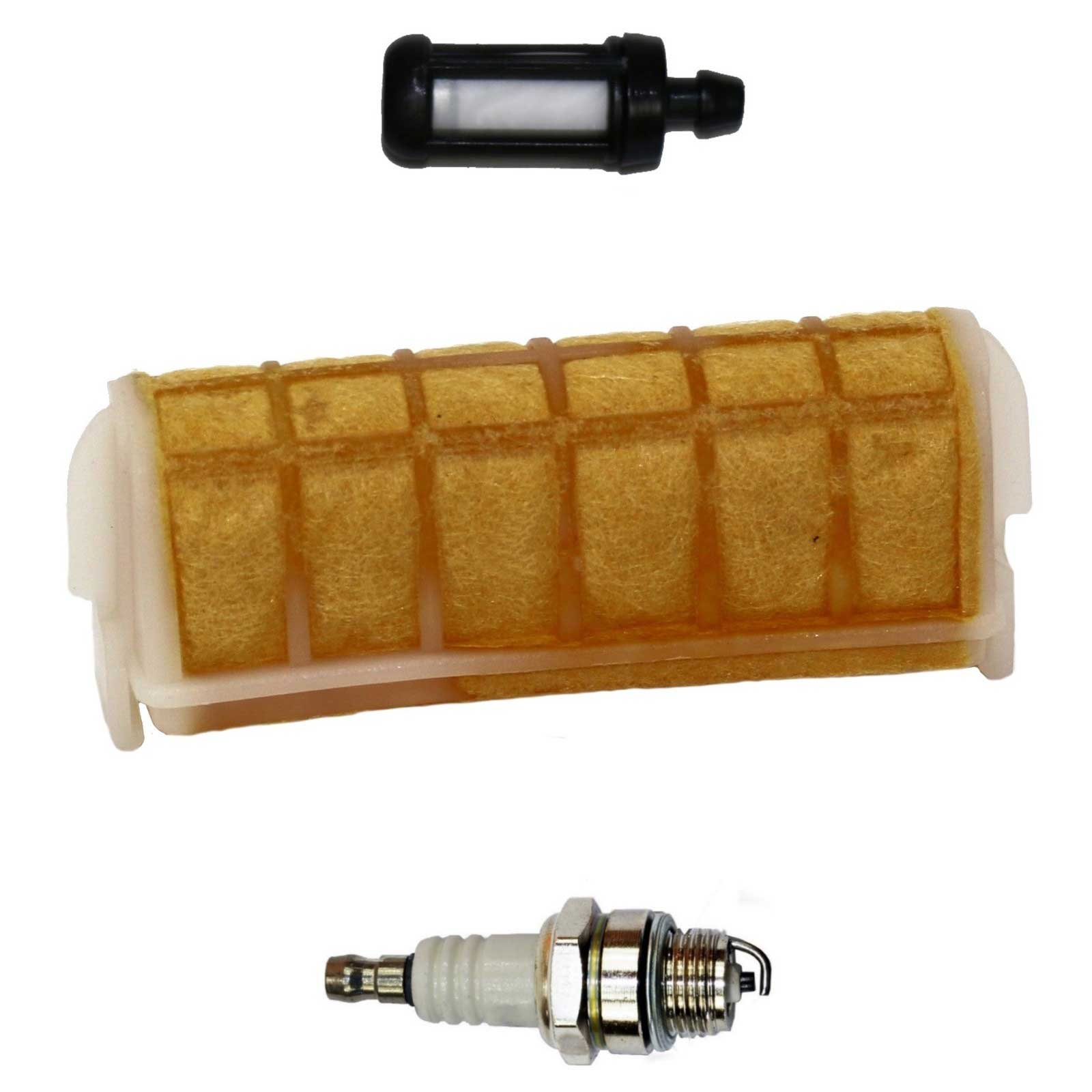 hight resolution of chainsaw service kit air fuel filter spark plug stihl 021 023 025 ms230 ms250