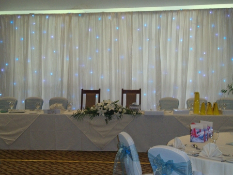chair covers hire bolton silver uk linen sashes table decorations for weddings dunkenhalgh blackburn