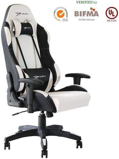 ergonomic chair justification visitor design top 10 best office chairs under 300 of 2018 adviser ewin champion series computer gaming with pillows