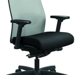 Ergonomic Chair Justification Old Wooden High Top 10 Best Office Chairs Under 300 Of 2018 Adviser Hon Ignition Mesh Back