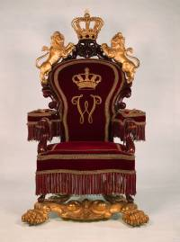 Throne_design on Pinterest