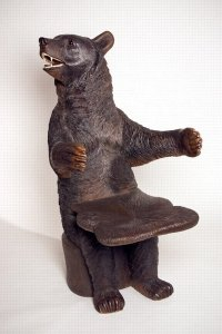 1 Ordinary and 8 Unusual Bear Chairs - Chairblog.eu