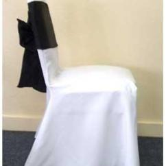 Large Banquet Chair Covers Eero Saarinen Polyester Without Pleats Sandra