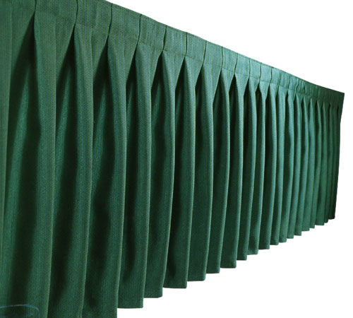 Table SkirtingBox Pleats Table Skirtings Chair Cover