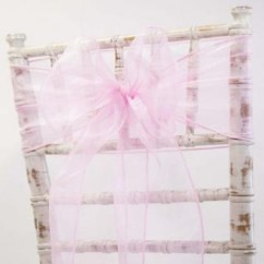 Blush Chair Sashes Uk Revolving Godrej Buy Or Hire Organza From 0 89 Cover Depot Sash 20cm X 275cm