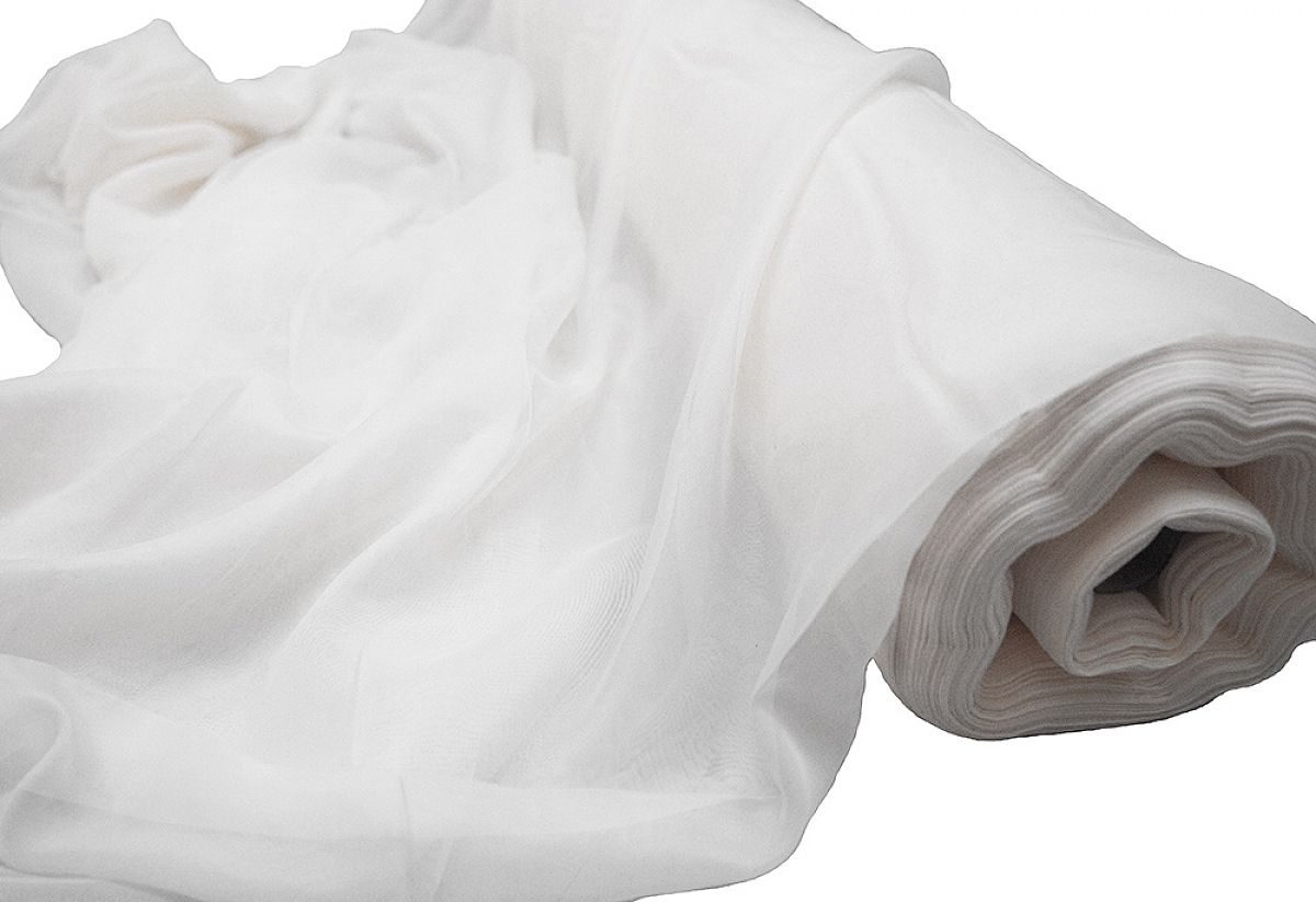 chair cover depot uk home lounge chairs buy voile 1 5m wide fabric roll 50m white from