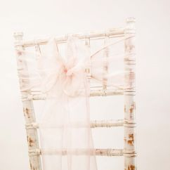Blush Chair Sashes Uk Table And Chairs Garden Buy Organza Sash 20cm X 275cm Pink From