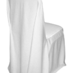 White Universal Chair Covers 16 Round Bistro Cushions Purchase Sashes And Linen Products Chaircover