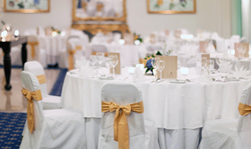 hire chair covers