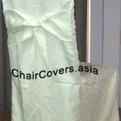 Chair Covers Wholesale China Accent Chairs For Living Room And Sashes From Chine White Damask Cover
