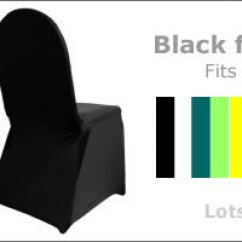 Black Chair Covers To Hire Herman Miller Eams Cover Auckland For Nz