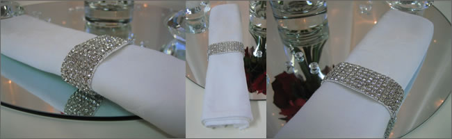 lycra chair covers nz target lawn chairs cover hire auckland diamante table napkins for