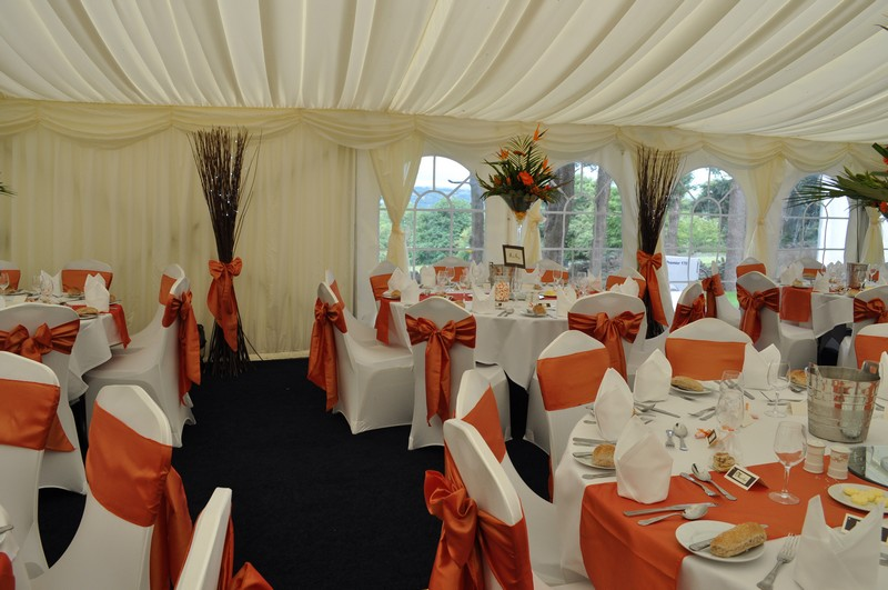 wedding chair covers pontypridd box style cushions sash colours and bows llechwen hall