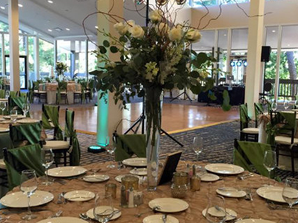 chair covers and more houston french provincial couch chairs premier event decor gallery