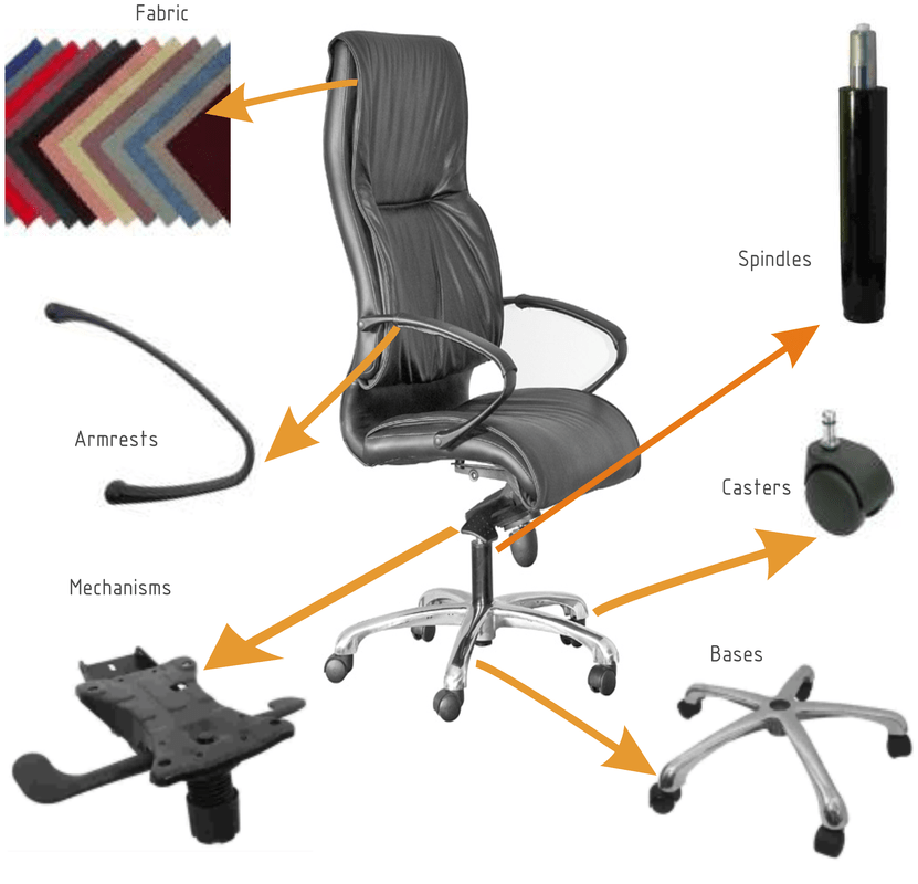 office chair repair parts xbox gaming hydraulic pictures