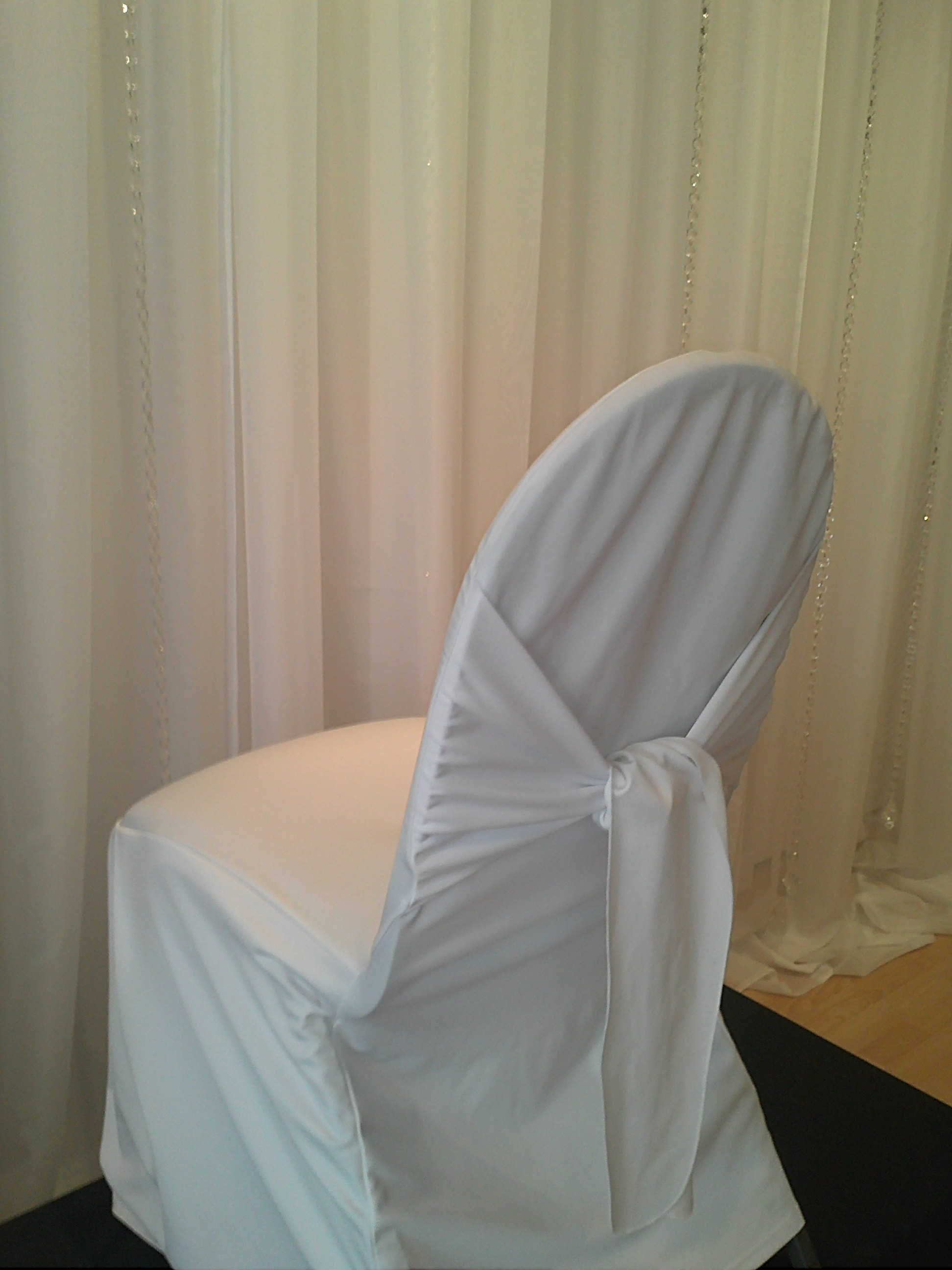 chair covers ivory swing vector decor  bella cover