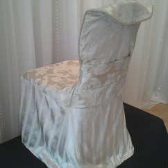 Taupe Chair Covers Wood Desk Chairs With Wheels Decor Dream Cover