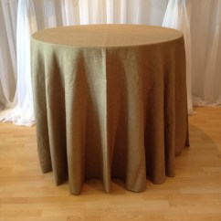 Burlap Chair Covers Ideas Two Dining Room Table Decor  Tablecloth