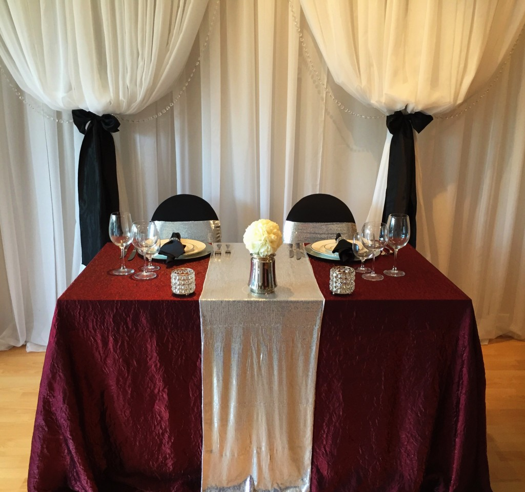 christmas wedding chair covers amazon tables and chairs decor  4 ways to decorate your holiday party