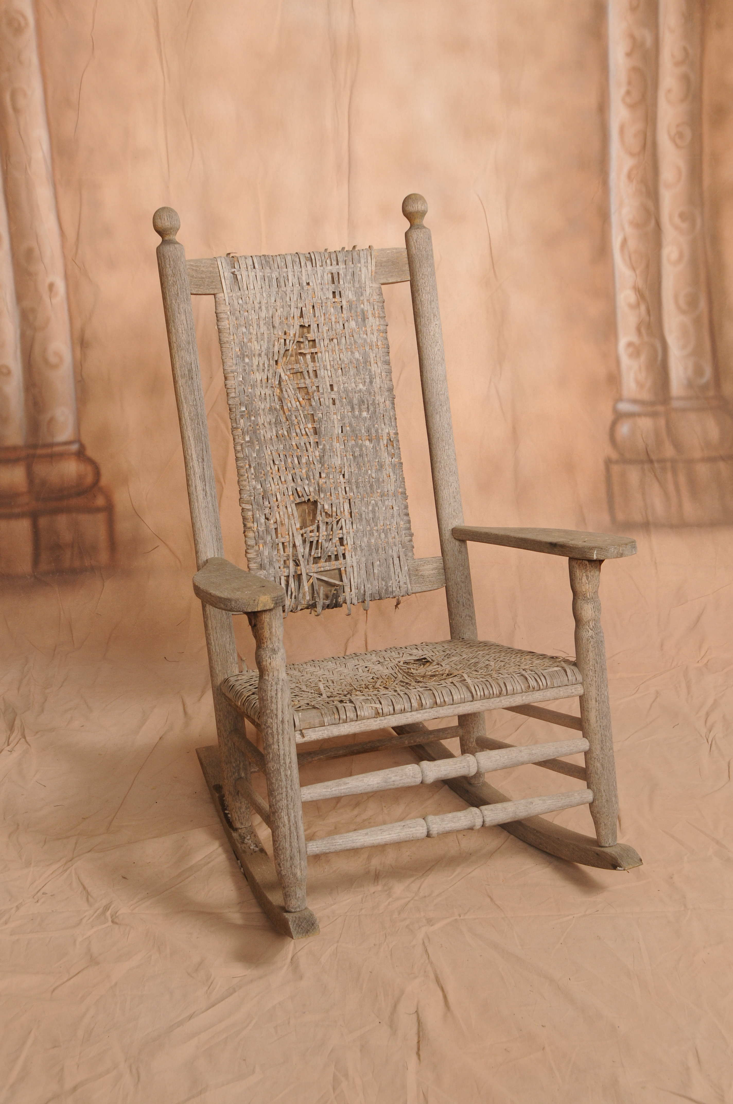 rocking chair seat replacement hotel chairs doc of boone: repairing, caning, antiques, rush, refinishing