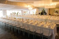 Tiffany Chairs Hire - Silver, Gold and Black available
