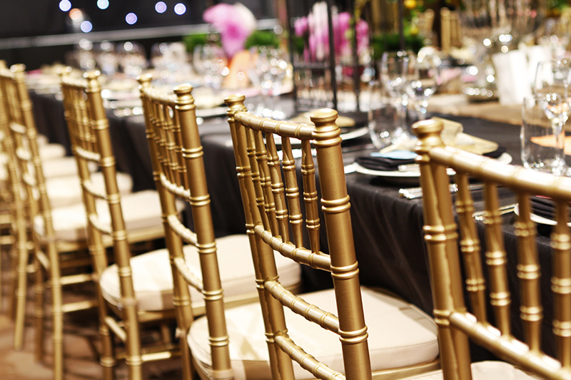 tiffany wedding chairs swivel patio sale hire silver gold and black available