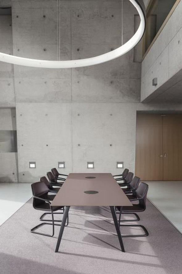 Brunner Ray Table Besprechungstisch