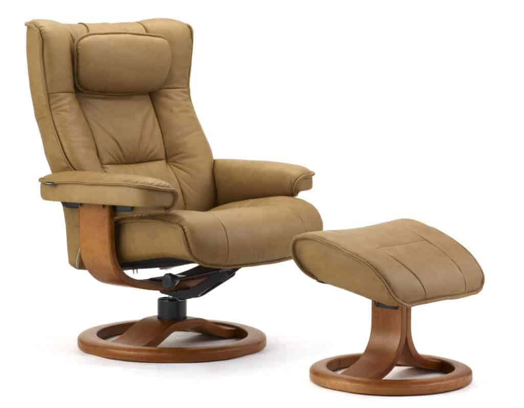 euro recliner chair eames plywood lounge replica regent  fjords land furniture