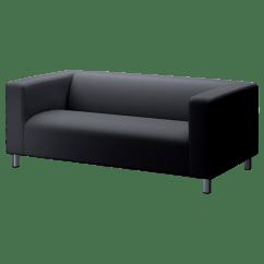 Black Sofa White Furniture Condo Size Sectional Toronto Leather Chairman Hire
