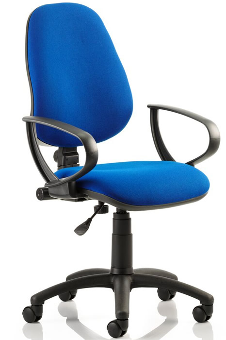 ergonomic chair no wheels low chairs for toddlers vantage operator - affordable fabric office with