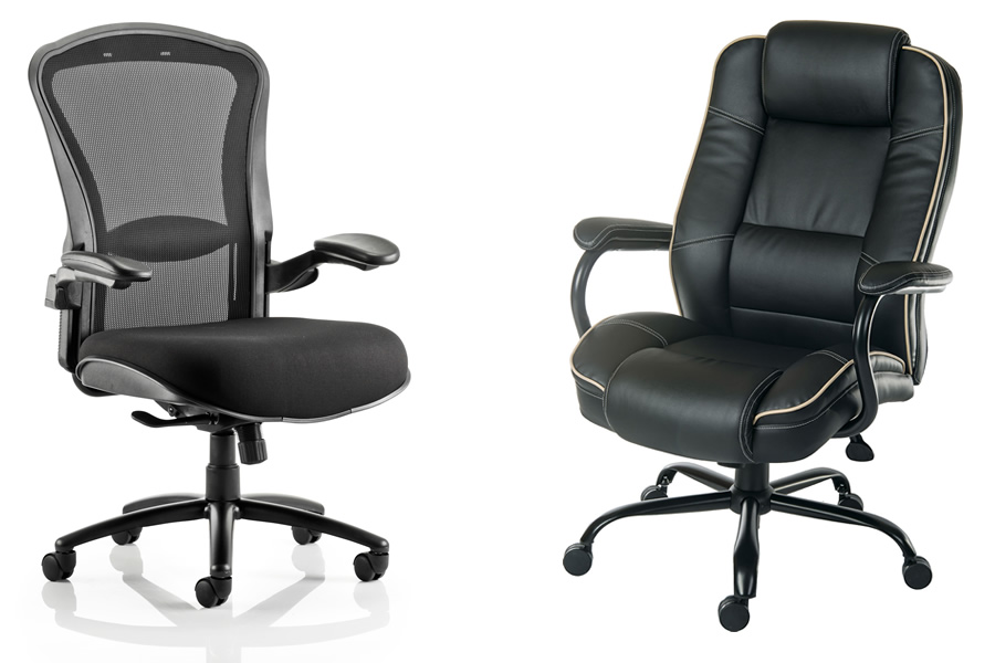 tall swivel chair uk blow up chairs heavy duty office for larger users