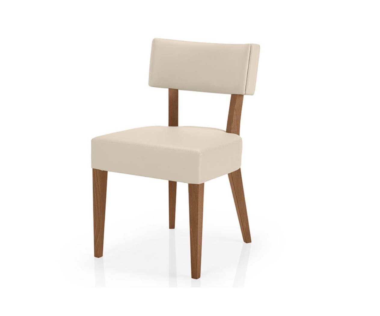 Nicklas Cushioned Restaurant Side Chair  Chairs101 Vancouver