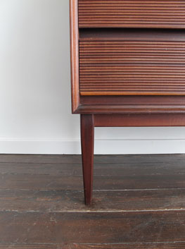 Afromosia Bureau By Richard Hornby For Fine Lady