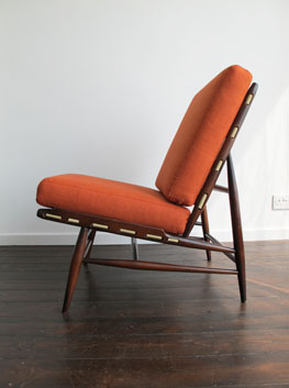 Model 427 Lounge Chair by Lucien Ercolani for Ercol