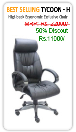 revolving chair best price leather covers for sale office chairs mumbai manufacturer india selling tycoon h till now sold