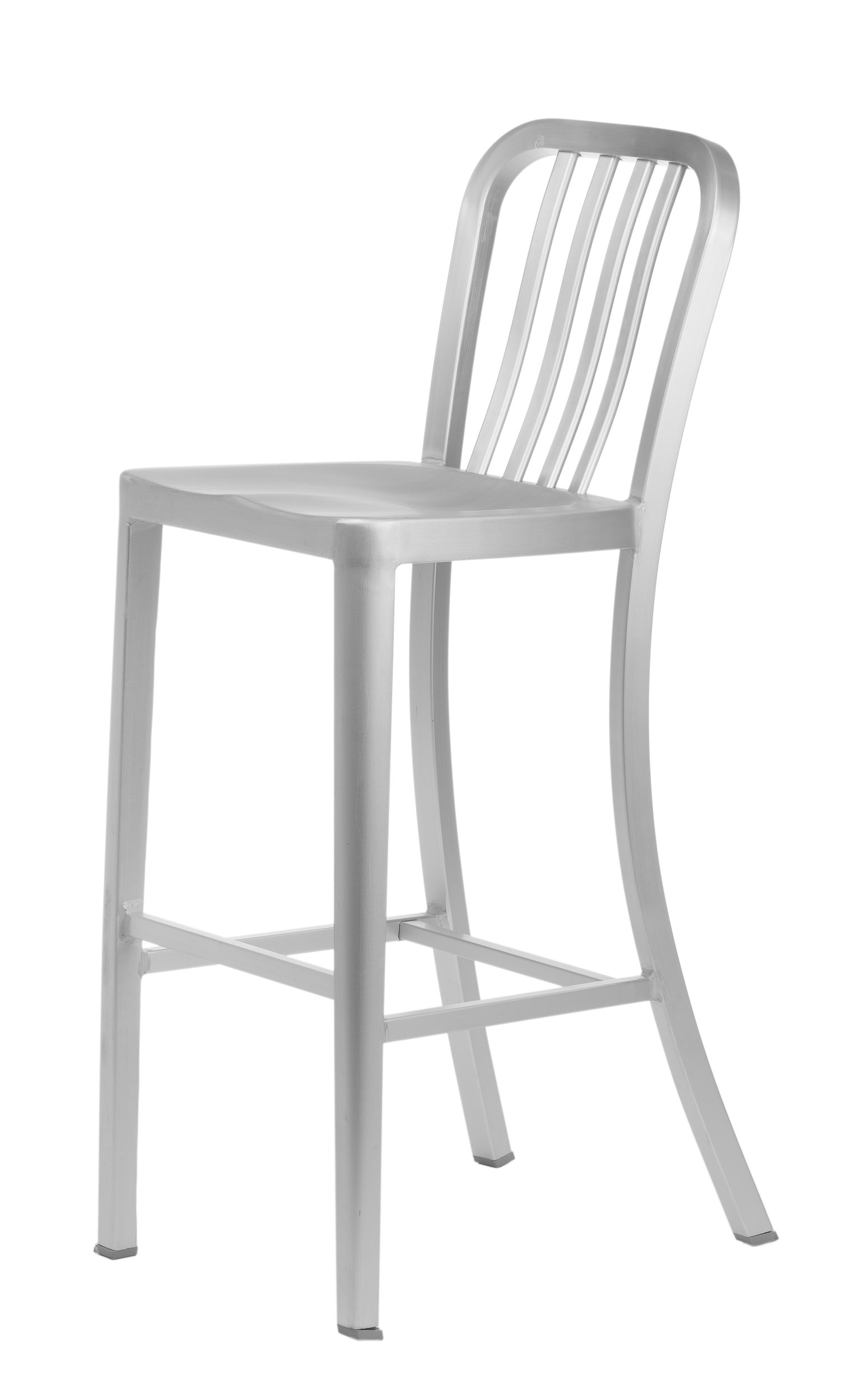 brushed aluminum chairs lightweight caravan elegant rtty1