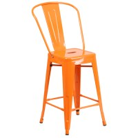 Tolix Counter Stool, Colored Tolix Collection : Chairs ...