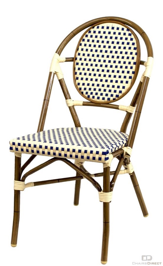 high quality outdoor folding chairs trex rocking parisian chair, weave : direct seating